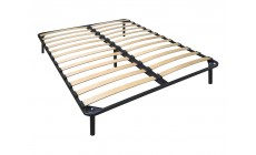 Мягкая кровать Римини Лилак