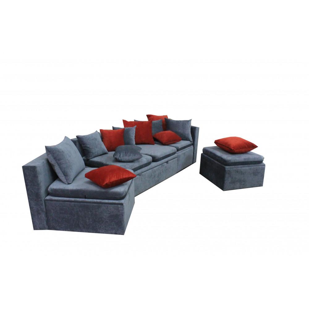 Угловой диван на заказ в Москве с доставкой
